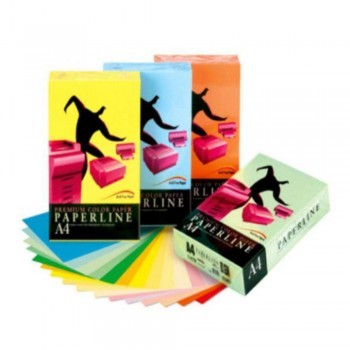 PAPEL A3 PAPERLINE 500H. ORO 80 GR