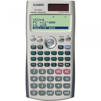 CALCULADORA CASIO FC200V FINANCIERA