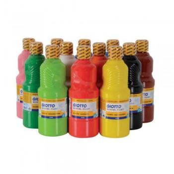 TEMPERA 500 ml. GIOTTO LAVABLE