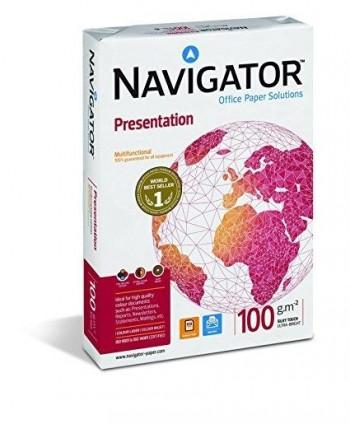 PAPEL NAVIGATOR A4 100gr PRESENTATION