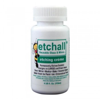 CREMA GLASS ETCH 4 OZ ETCHALL