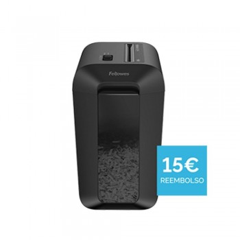 DESTRUCTORA LX65 FELLOWES P-4