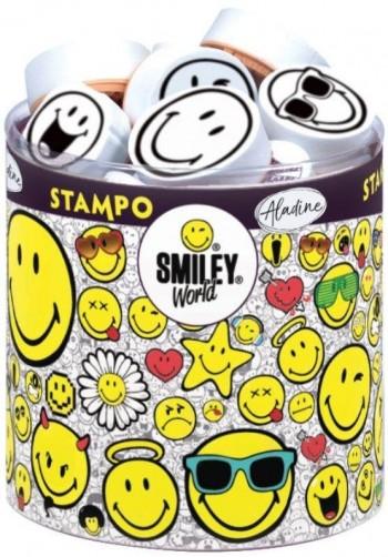 SELLOS STAMPOKIDS SMILEY
