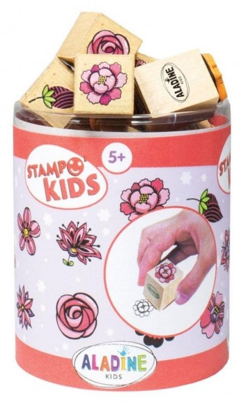STAMPO KIDS FLORES