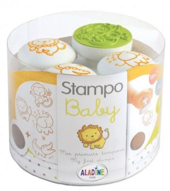 TAMPOMINOS BABY SABANA 4 SELLOS