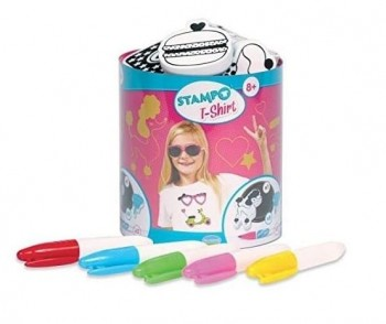 STAMPO T-SHIRT STARLETTE