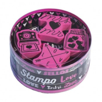 STAMPO KDO LOVE