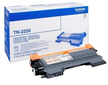 TONER BROTHER TN2220 HL2250DN ALTA CAPACIDAD