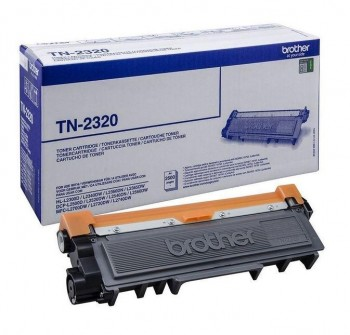TONER BROTHER TN2320 2600 PAGINAS