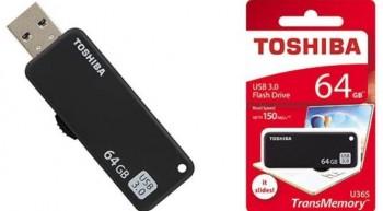 PEN DRIVE 64GB TOSHIBA USB 3,0