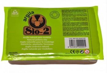 ARCILLA TERRACOTA MODELAR SIO-2 1.5 KG.