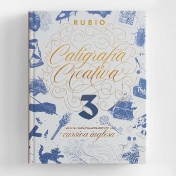 LIBRO DE LETTERING CALIGRAFIA CREATIVA Nº3