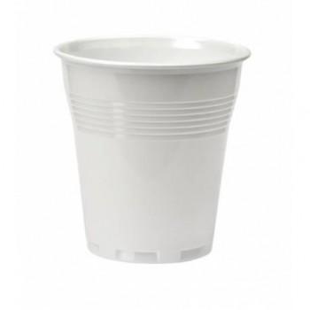 VASOS CAFE PLASTICO 50 UDS. 80 CC.