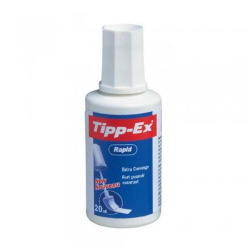 CORRECTOR TIPP-EX LIQUIDO 20ml.