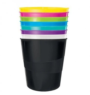 PAPELERA WOW 15 L. COLORES METALIZADOS LEITZ