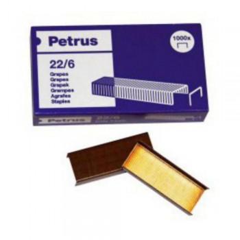 GRAPAS PETRUS MODELO 22-6 1000 UDS.