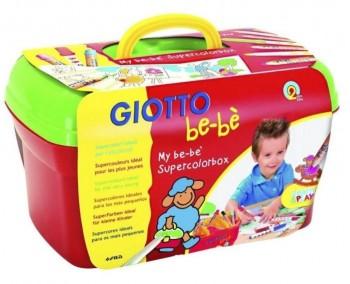 BOX SUPERCOLOR GIOTTO BEBE