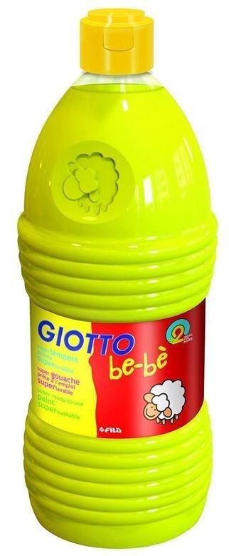 TEMPERA  1000 ml. GIOTTO BEBE