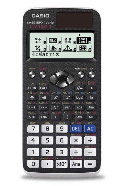 CALCULADORA CASIO CIENTIFICA 576 FUNCIONES FX-991SPX
