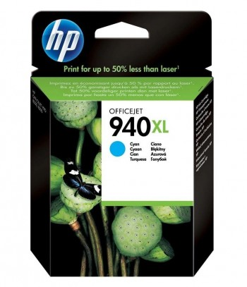 CARTUCHO HP OFF.8000-8500 940XL CYAN