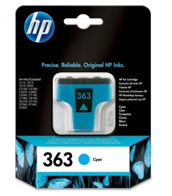 CARTUCHO HP 363 COLOR