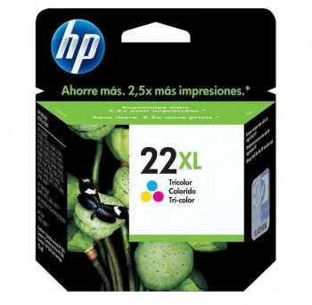 CARTUCHO HP DJ21 22XL COLOR