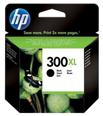 CARTUCHO HP 300XL NEGRO
