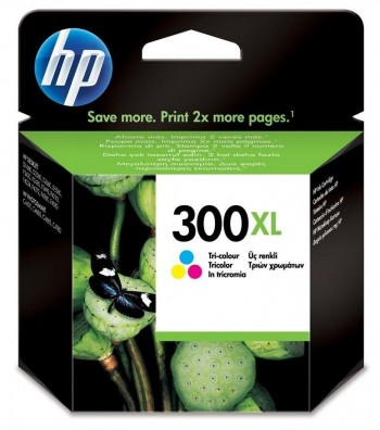CARTUCHO HP 300XL COLOR