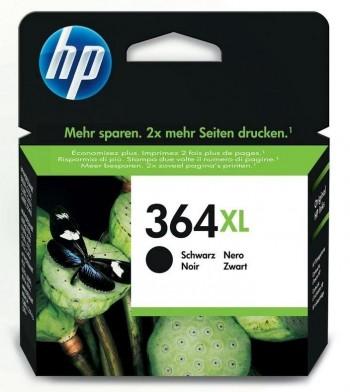 CARTUCHO HP PSMART D5460 364XL NEGRO