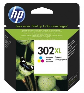 CARTUCHO HP 302XL COLOR