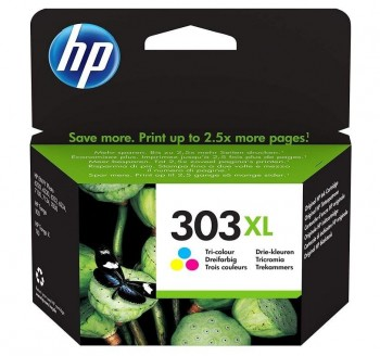 CARTUCHO HP 303XL COLOR