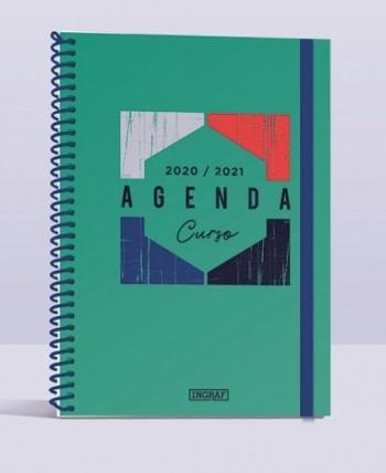 AGENDA ESCOLAR 4º DIA PAGINA INGRAF 20/21