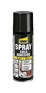 PEGAMENTO SPRAY UHU 3 EN 1. 500ml