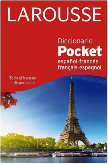 DICCIONARIO POCKET ESPAÑOL/FRANCES LAROUSSE