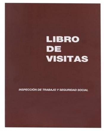 LIBRO VISITAS INSPECCION TRABAJO Y SEGURIDAD SOCIAL