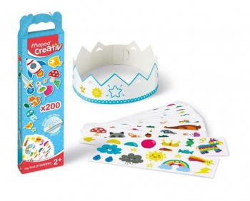 KIT DE PEGATINAS EARLY AGE MAPED