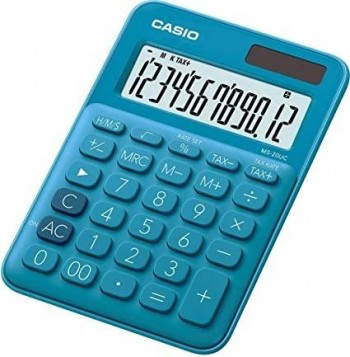 CALCULADORA CASIO MS-20UC-BU
