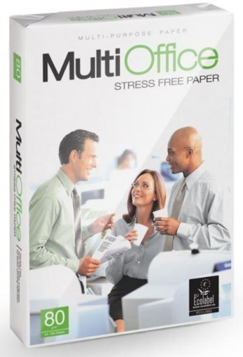 PAPEL MULTIOFFICE 80g A4