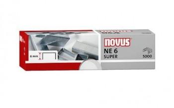 GRAPAS NOVUS 6 ST 5000 UDS.GALVANIZ