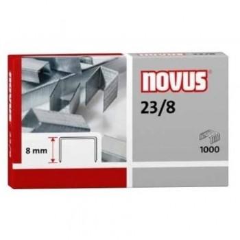 GRAPAS NOVUS 23/8 1000 UDS.