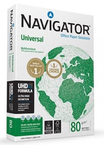 PAPEL NAVIGATOR A4 80g UNIVERSAL