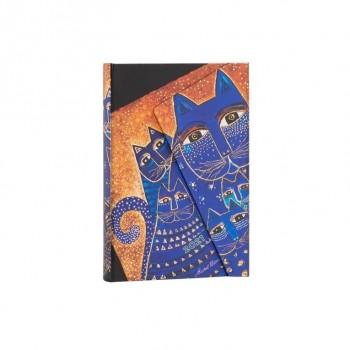 AGENDA PAPER BLANKS MEDITERRANEAS CATS MINI (9,5 X 14 CMS) SV
