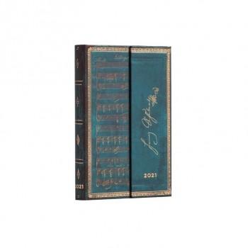 AGENDA PAPER BLANKS SCHUBERT MINI (9,5 X 14 CMS) SV