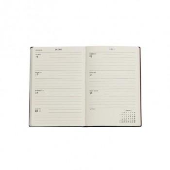 AGENDA PAPER BLANKS WORDSCAPES MINI (9,5 X 14 CMS) SV