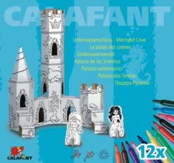 CALAFANT PALACIO SIRENITAS NIVEL 2 + ROTULADORES