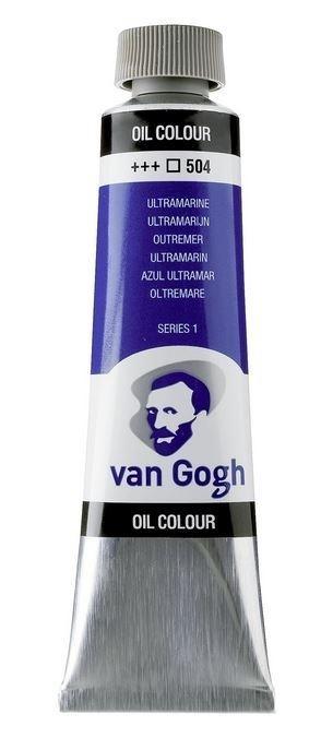 OLEO VAN GOGH TUBO DE 40ml