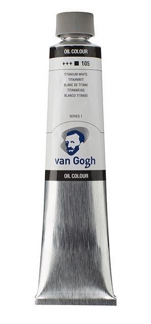 OLEO VAN GOGH TUBO DE 200ml