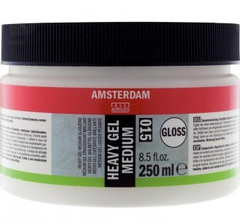 GEL MEDIO AMSTERDAM BOTE 250ml