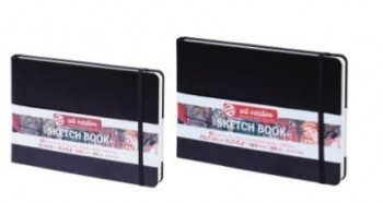 LIBRETA DE PUNTOS SKETCH BOOK HORIZONTAL
