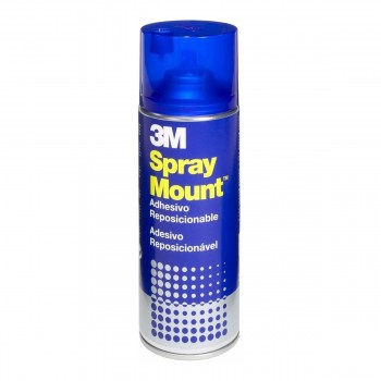 PEGAMENTO SPRAY MOUNT 400ml 3M